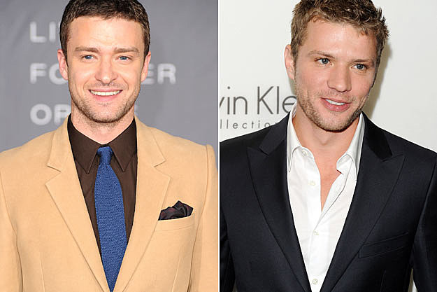 Justin Timberlake Ryan Phillipe