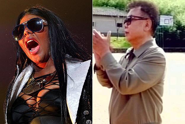 Lil Kim, Kim Jong-il