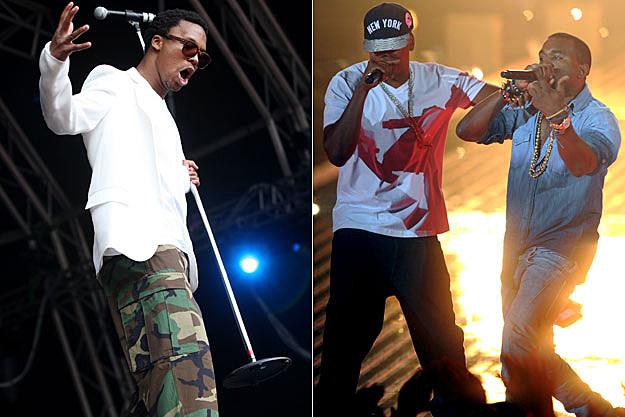 Lupe Fiasco Jay-Z Kanye West