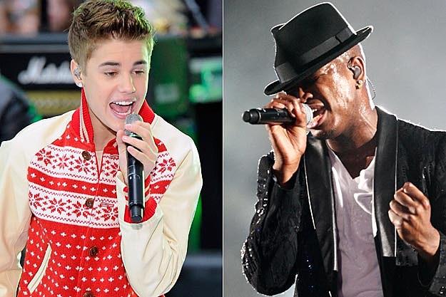 Justin Bieber, Ne-Yo