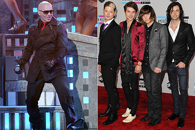 Pitbull, Hot Chelle Rae