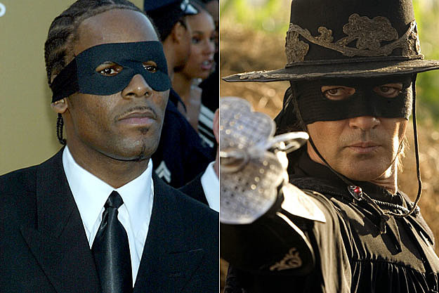 R Kelly Zorro