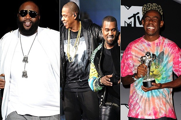 Rozay The Throne Tyler the Creator