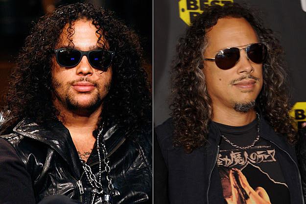 Sky Blu Kirk Hammett