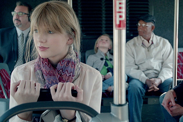 Taylor Swift 'Ours' Webisode