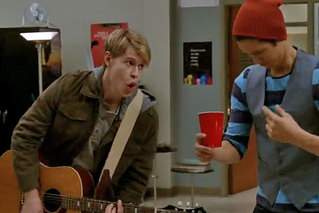 'Glee' 'Red Solo Cup'