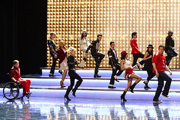 Glee Recap: Michael