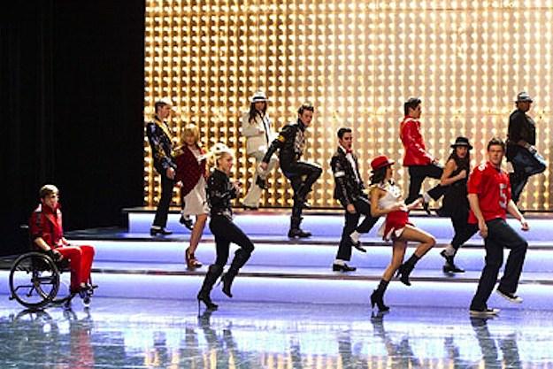 Glee Recap: Michael