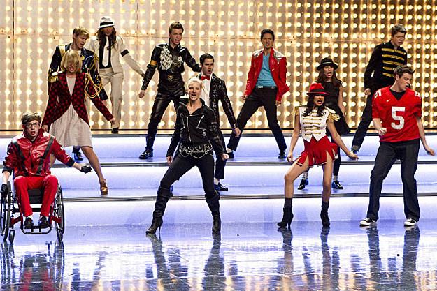 'Glee' 'Bad'