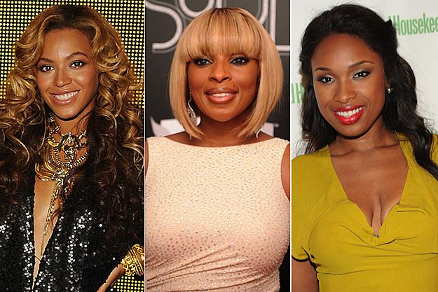 Beyonce Mary J. Blige Jennifer Hudson