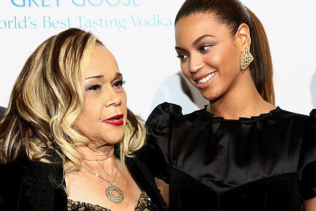 Beyonce Etta James