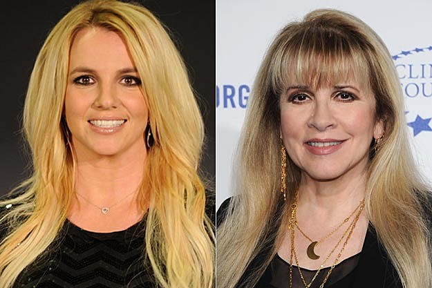 Britney Spears Stevie Nicks