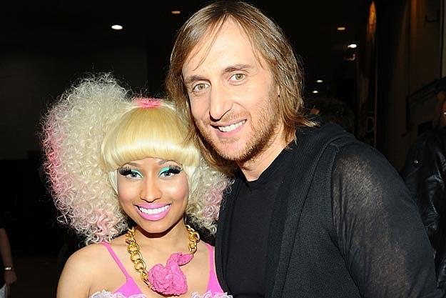 David Guetta Nicki Minaj