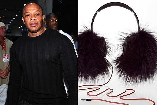 Dr. Dre Fur Headphones