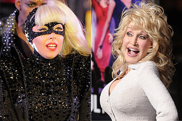 Lady Gaga, Dolly Parton