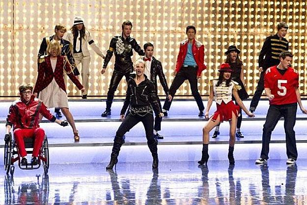 Glee Michael Jackson