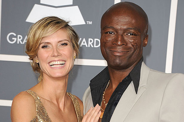 Seal Leaves Wedding Ring On During Ellen Interview