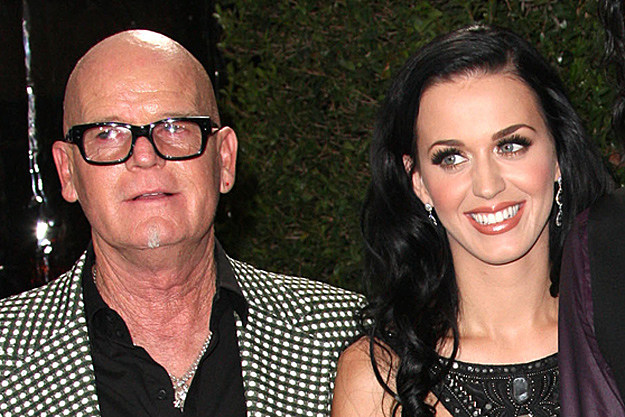 Keith Hudson, Katy Perry