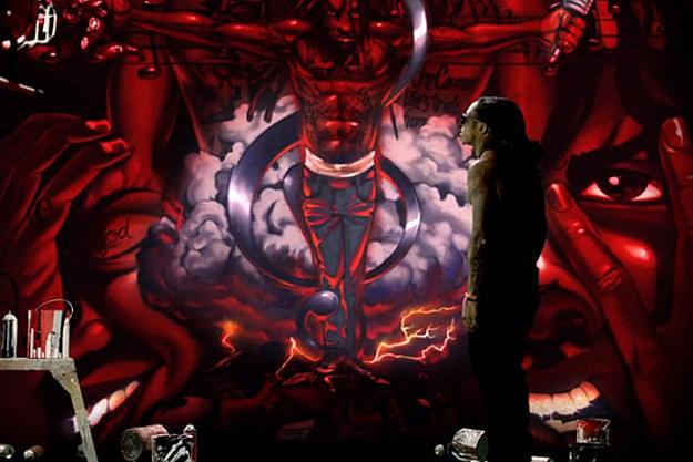Lil Wayne feat. Bruno Mars, 'Mirror'