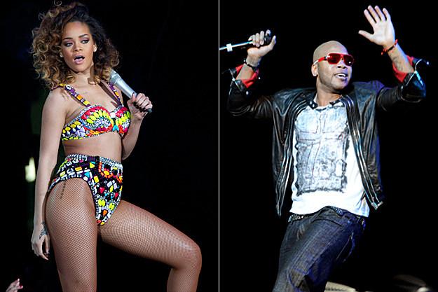 Rihanna, Flo Rida