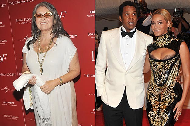 Roseanne Barr Jay-Z Beyonce