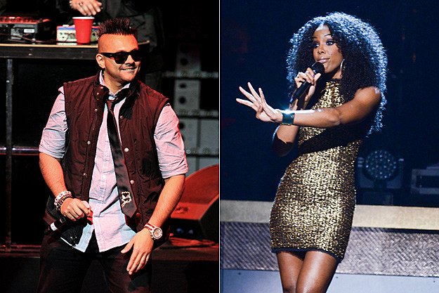 Sean Paul, Kelly Rowland