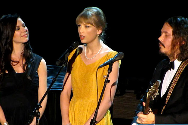 Taylor Swift Civil Wars
