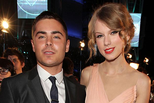 Zac Efron, Taylor Swift