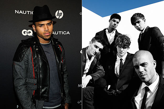 Chris Brown the Wanted