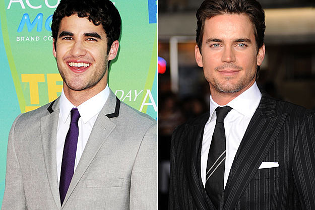 Darren Criss Matt Bower