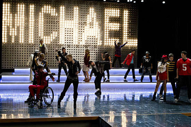 'Glee' Michael Jackson Episode