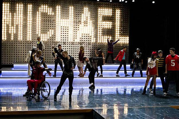 'Glee' Michael Jackson Episode