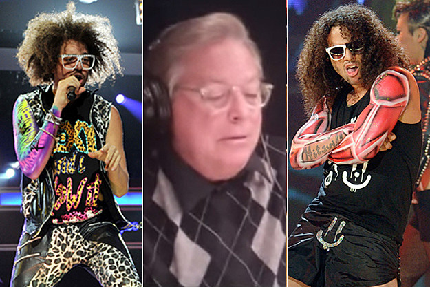 LMFAO's 'Sexy and I Know It' Gets Dramatic Peter O'Toole Makeover by Ira ...