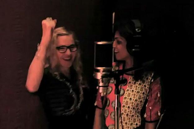 Madonna M.I.A.