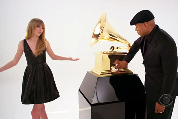 Taylor Swift LL Cool J