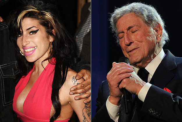 Amy Winehouse, Tony Bennett