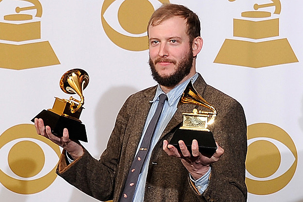 Bon Iver took home the Best New Artist and Best Alternative Album ...