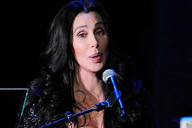 певица Cher Cher