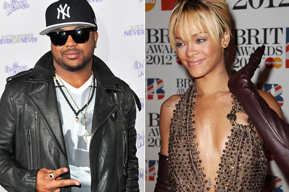 Birthday Cake Producer The Dream Supports Rihanna Chris Brown Remix