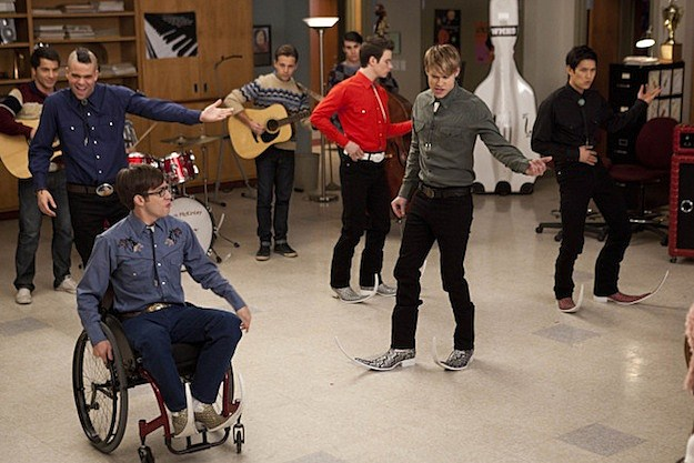 Glee The Spanish Teacher