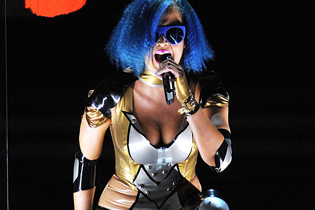 Katy Perry 2012 Grammys