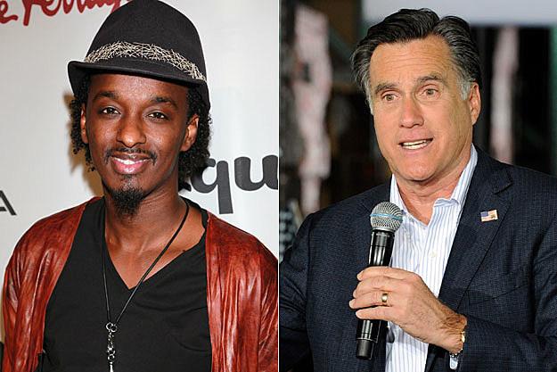 K'naan Mitt Romney
