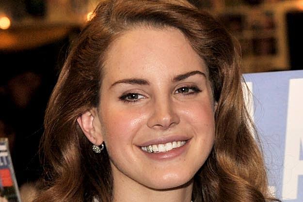 Lana Del Rey Grill