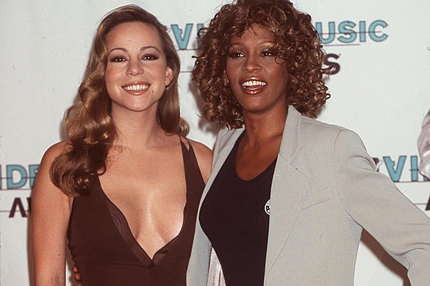 Mariah Carey, Whitney Houston