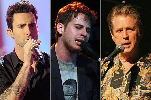 Maroon 5 Foster the People Brian Wilson