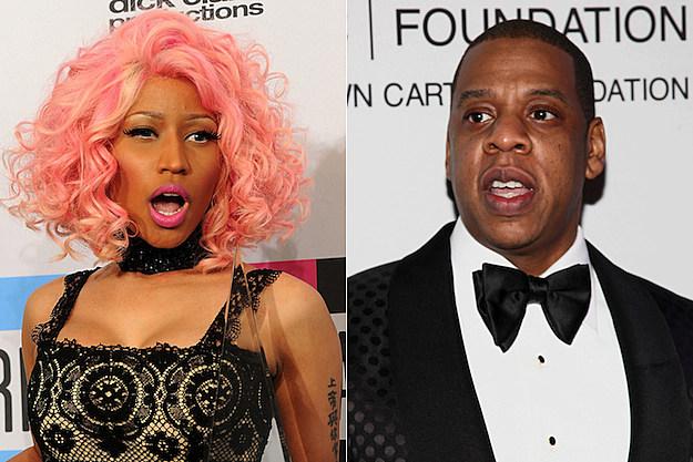 Nicki Minaj Jay Z