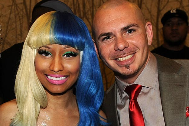 Nicki Minaj Pitbull