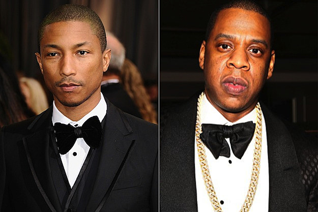 Pharrell Williams Jay-Z