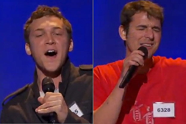 Phillip Phillips Reed Grim
