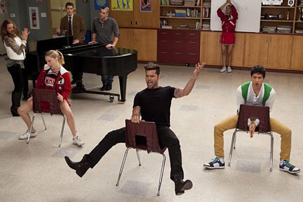 Ricky Martin Glee